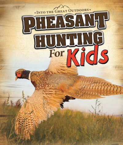 pheasant hunting for kids hunting foundation